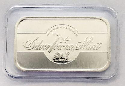 SilverTowne Silver Bar 1oz .999